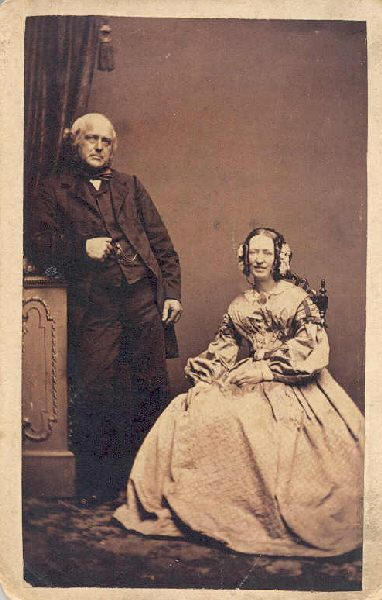 James Douglas and Martha Ann Boyce